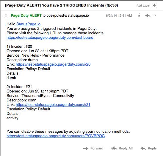 PagerDuty 7.1
